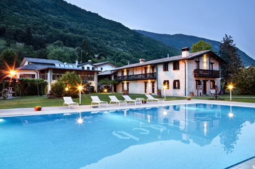 Not A Paperhouse ai cadelach hotel 11 Very beautiful Ai Cadelach Hotel in Italy