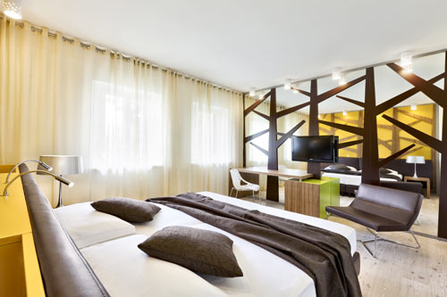 Not A Paperhouse ai cadelach hotel 6 Very beautiful Ai Cadelach Hotel in Italy