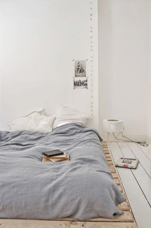 Tumblr collection 1 - Bedroom with mattress on the floor ...