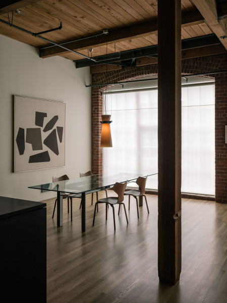 The Minimalist Interior Design Of A Loft In San Francisco Tumblr Collection  #2
