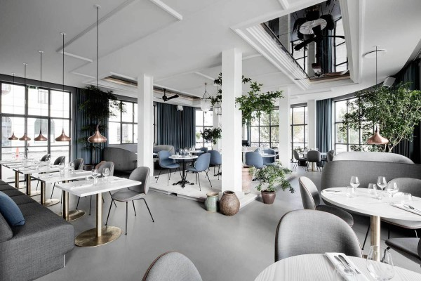 The Standard Copenhagen by GamFratesi Yellowtrace 03a 600x400 Restaurant Standard Copenhagen