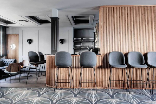 The Standard Copenhagen by GamFratesi Yellowtrace 04a 600x400 Restaurant Standard Copenhagen