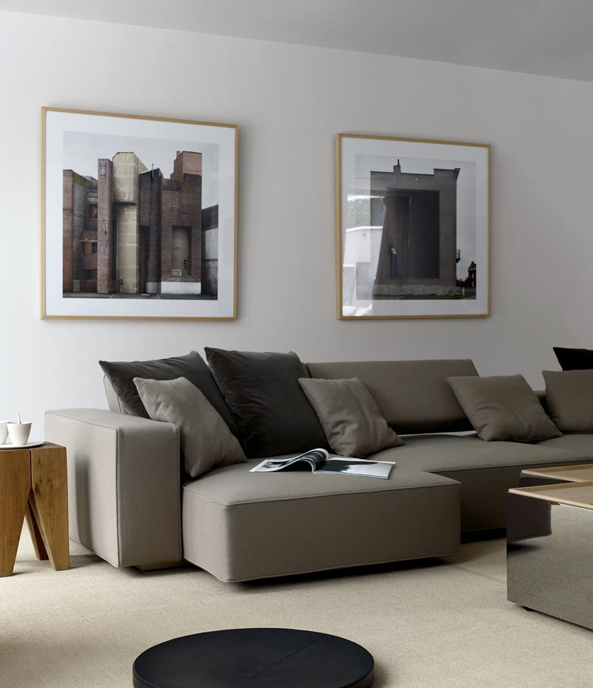 Contemporary Home Style By B B Italia: A Nordic Story By B&B Italia