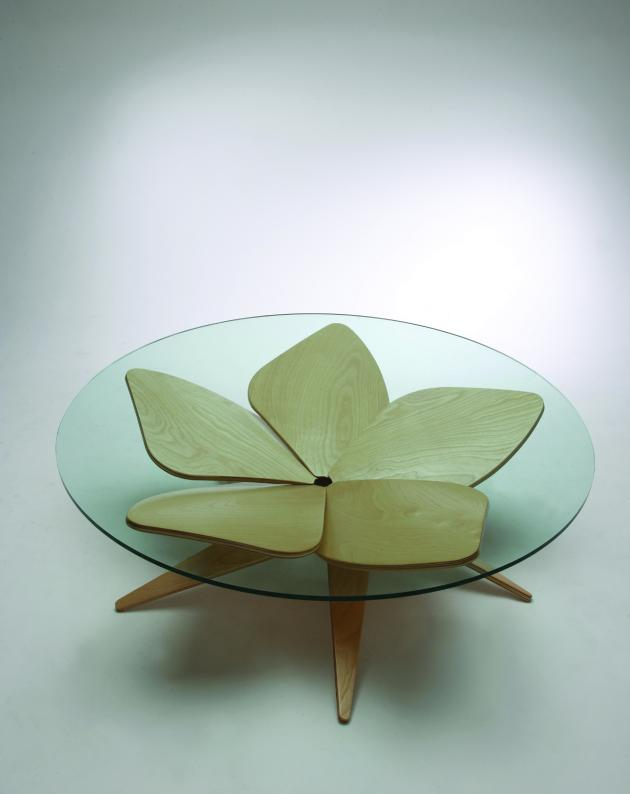 flower 10 Interior Spices: Modern Tables