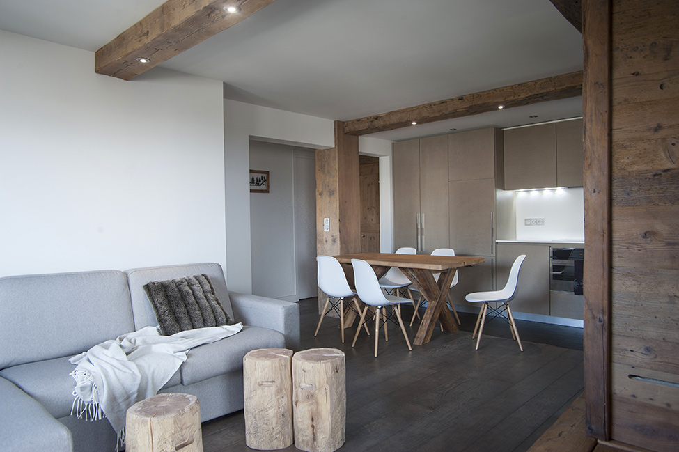 megeve apartment hqroom ru 1 rustic mountain chalet apartment