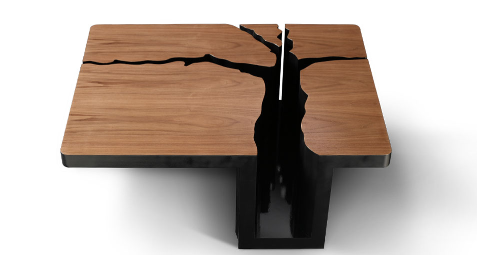 tree 10 Interior Spices: Modern Tables