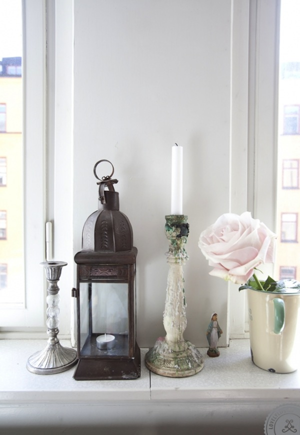 Amelia Widell's Romantic Apartment