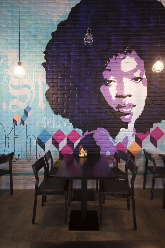 Pop Art Wall 10 Ideas Of Decorating With Graffiti