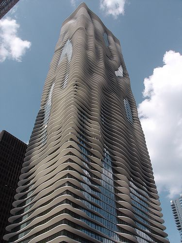 Limestone – Inspiration of The Skyscraper