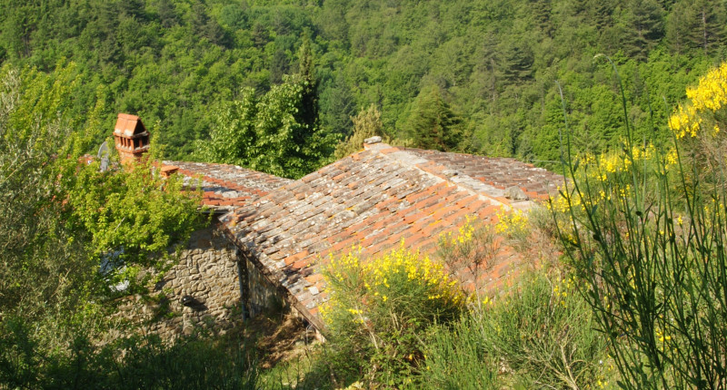 renovation of an old farm in chianti aretino 1 Renovation Of An Old Farm In Chianti Aretino