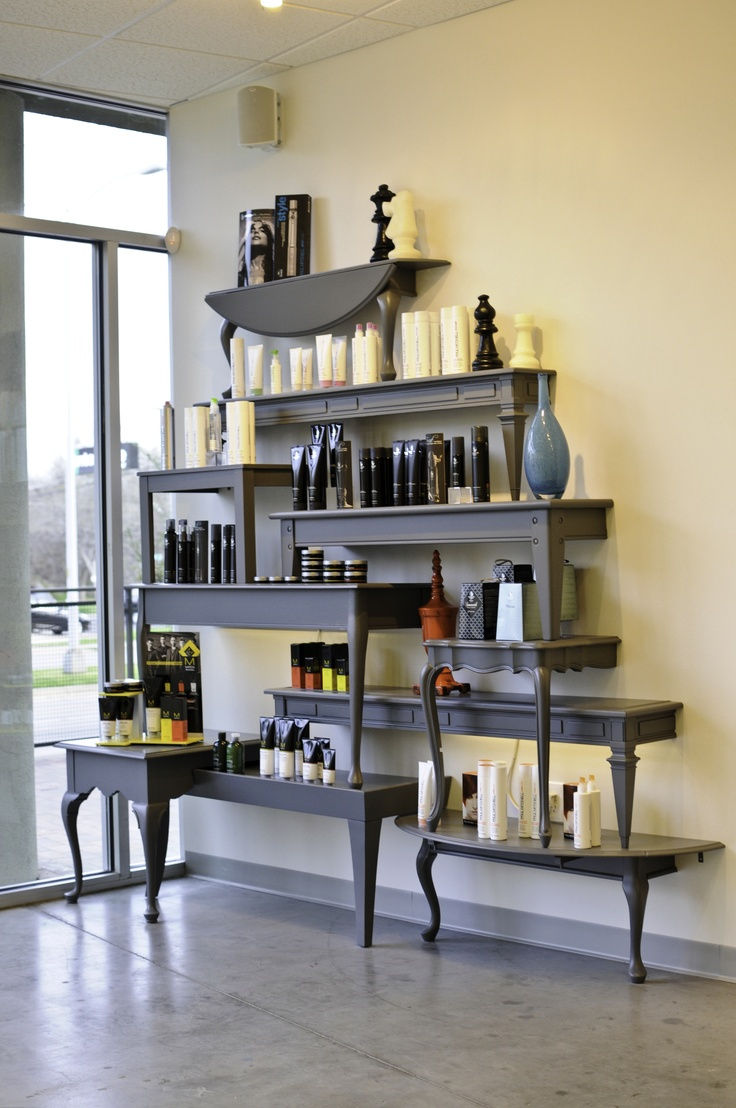 15 ideas for a stylish beauty salon - Beauty Salon Design Ideas