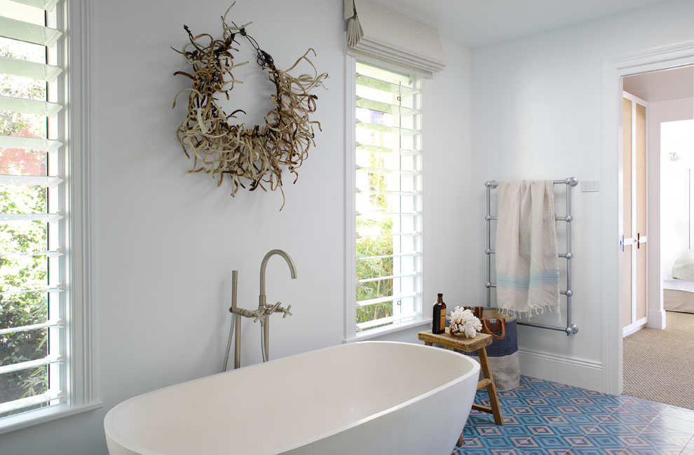 14Bathroom A look at Justine Hugh Jones Design
