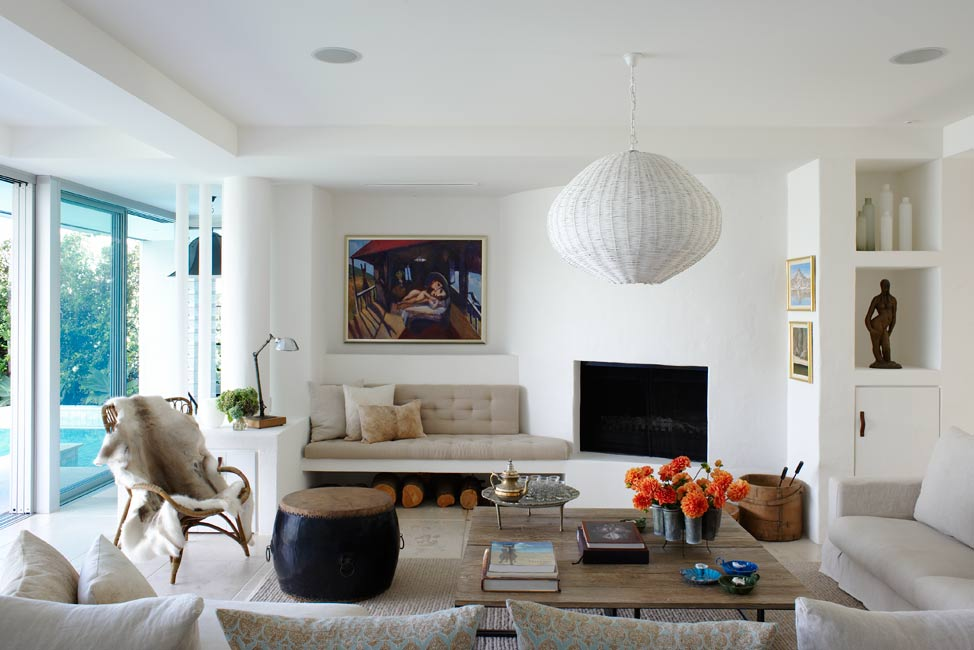 1Living A look at Justine Hugh Jones Design