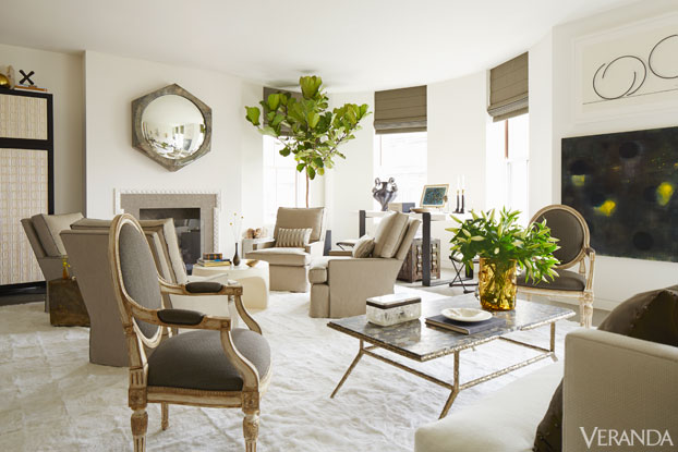 VER richard hallberg boston family room de Calm and Serene Apartment in Boston