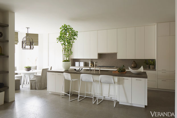 VER richard hallberg boston kitchen Calm and Serene Apartment in Boston