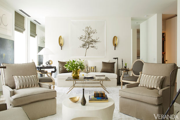 VER richard hallberg boston living room de Calm and Serene Apartment in Boston