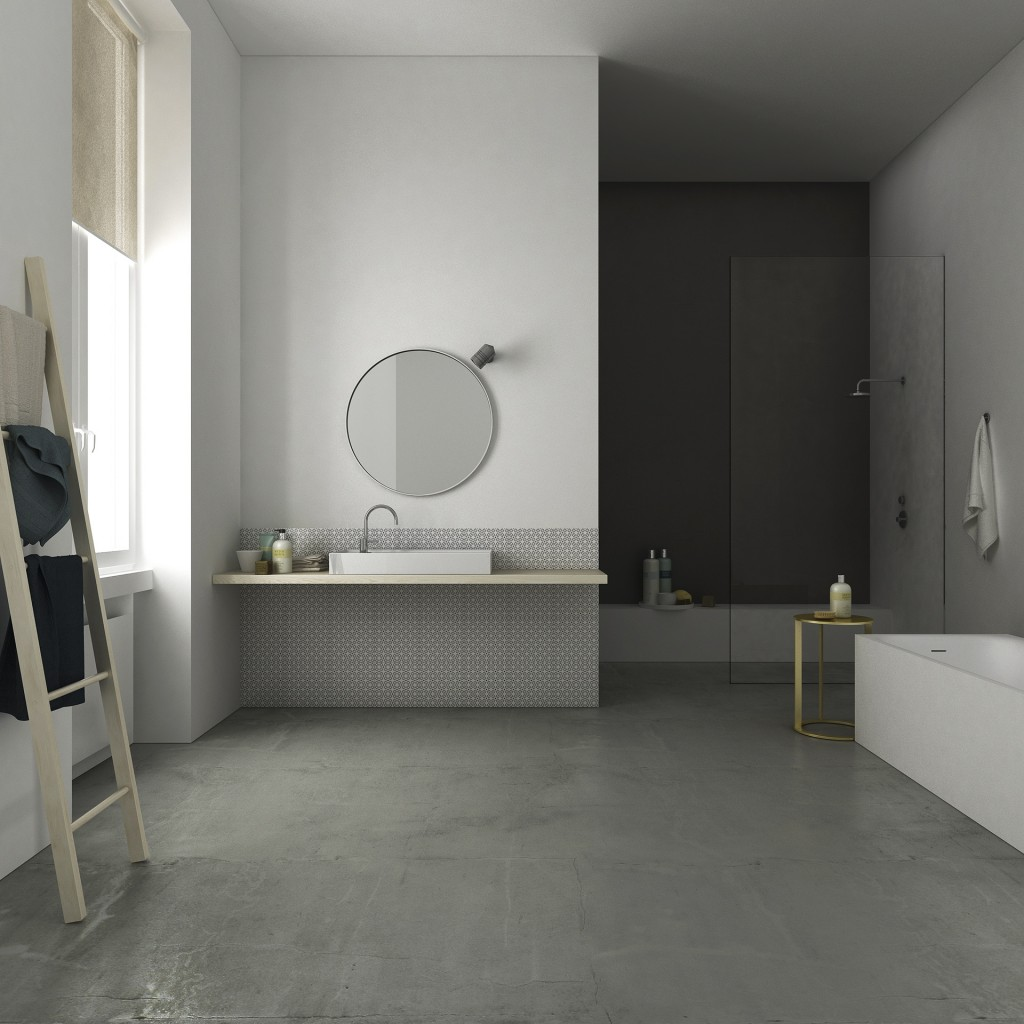 florence bathroom 1024x1024 Space Expansion Of Filippo Carandini