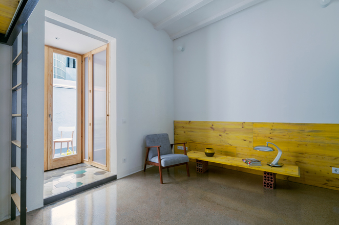 groc 071 Apartments In Barcelona by Spanish Studio Nook Architects