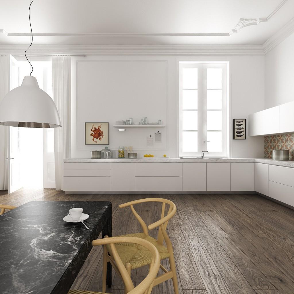hamburg kitchen 1024x1024 Space Expansion Of Filippo Carandini