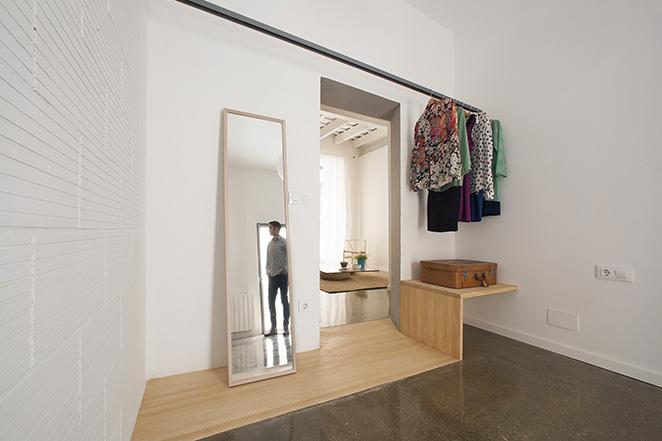 Apartments In Barcelona By Spanish Studio Nook Architects