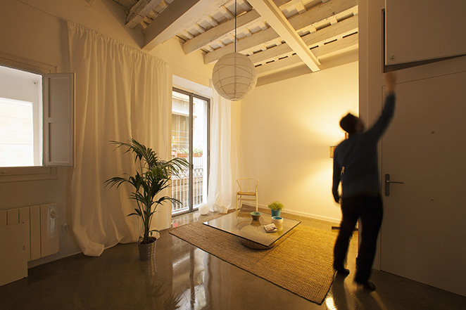 twin161 Apartments In Barcelona by Spanish Studio Nook Architects