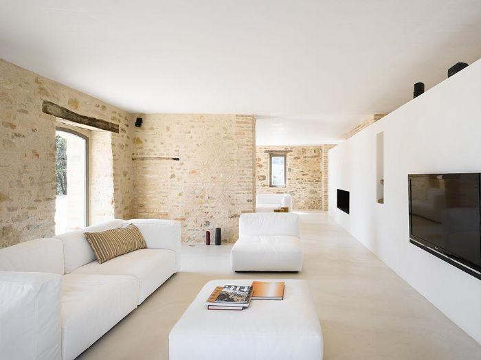 Interior Stone Wall Ideas rough stone wall ideas