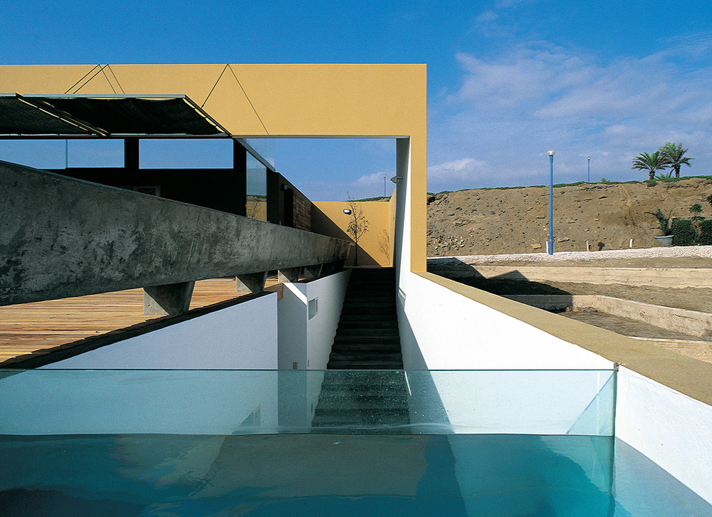 EQUIS6 How Barclay&Crousse Architects Embellished Peru