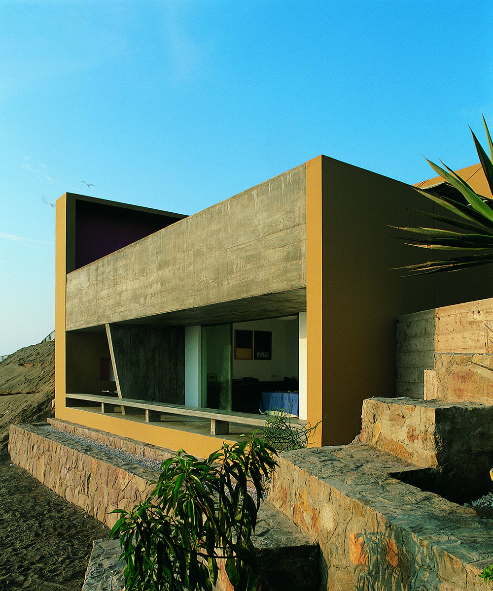 How barclay crousse architects embellished peru your no for Barclay house