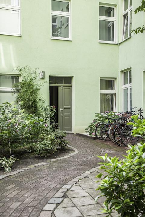berlin13 Abode In Berlin: Thumbs Up For Terrace