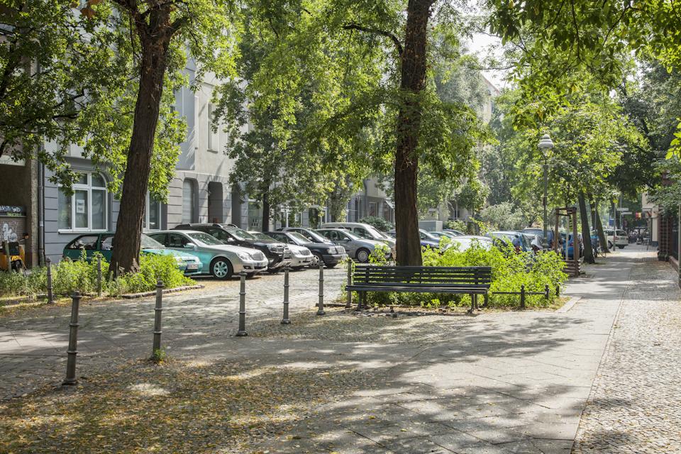 berlin14 Abode In Berlin: Thumbs Up For Terrace