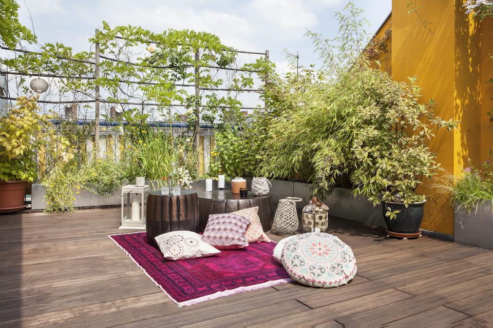 berlin2 Abode In Berlin: Thumbs Up For Terrace