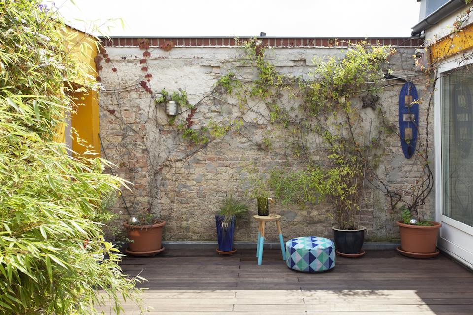 berlin3 Abode In Berlin: Thumbs Up For Terrace