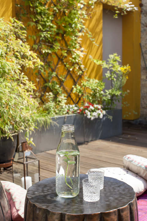 berlin4 Abode In Berlin: Thumbs Up For Terrace