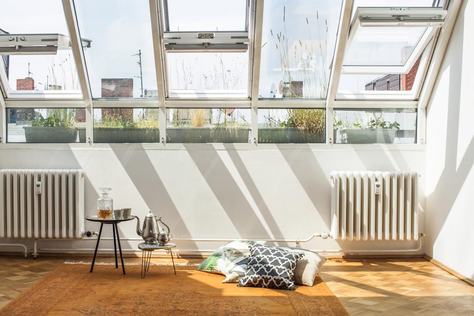 berlin8 Abode In Berlin: Thumbs Up For Terrace