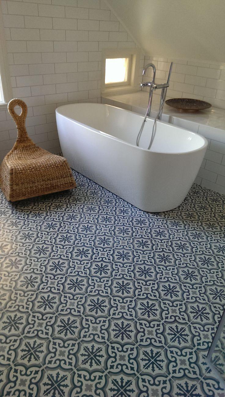 ea156c3bc72c232d07b0ea877cf02923 Patterned Tile Trend