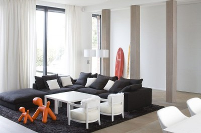 Modern minimalism in France