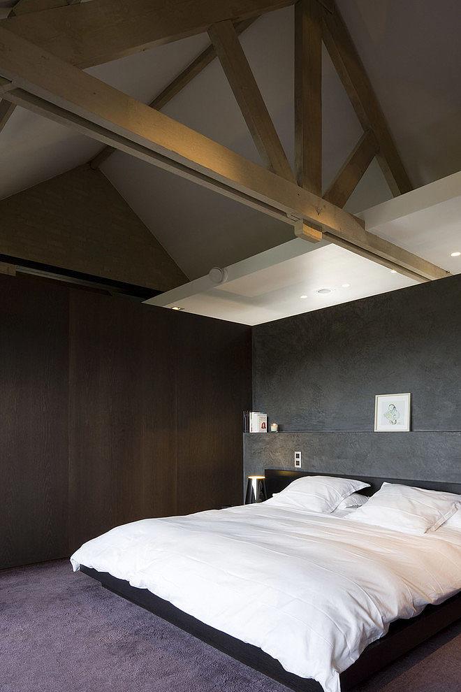 008 modern home guillaume da silva Modern minimalism in France