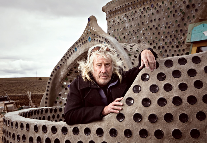 Sutainable Living: Earthships