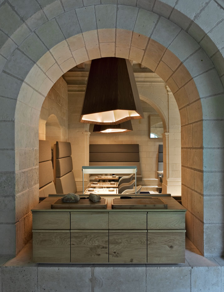 14 agence jouin manku abbaye de fontevraud photo nicolas matheus yatzer Fontevraud Abbey Hotel