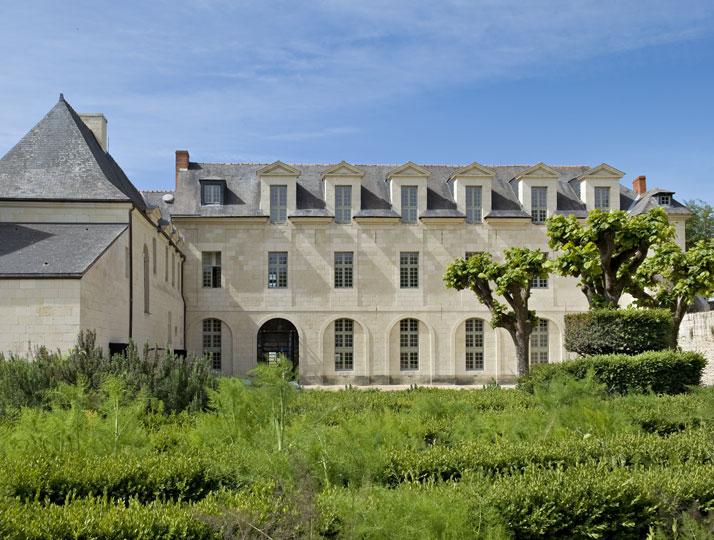 15 agence jouin manku abbaye de fontevraud photo nicolas matheus yatzer Fontevraud Abbey Hotel