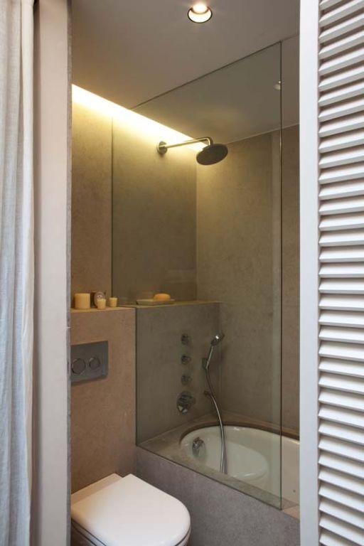 9 Minimalistic Penthouse in Barcelona