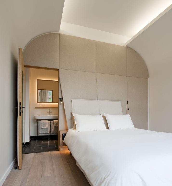 a agence jouin manku abbaye de fontevraud photo nicolas matheus yatzer Fontevraud Abbey Hotel