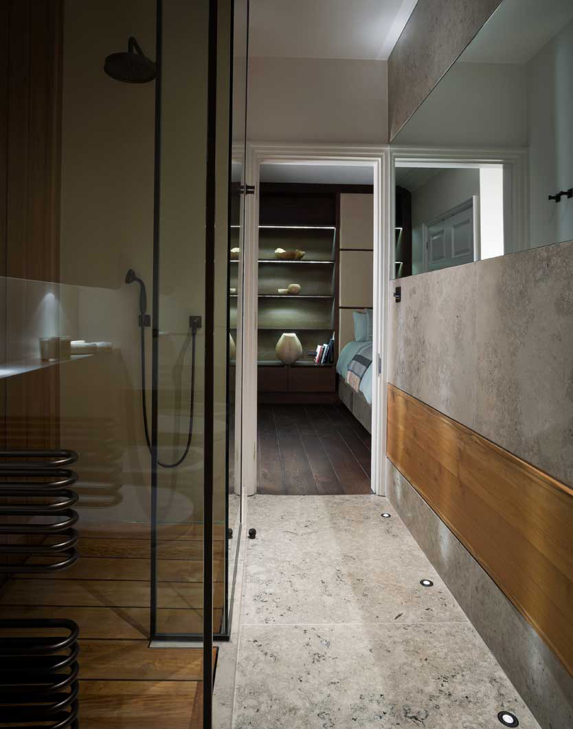 herts home bathroom 42 Hertfordshire Home by Alessandro Isola