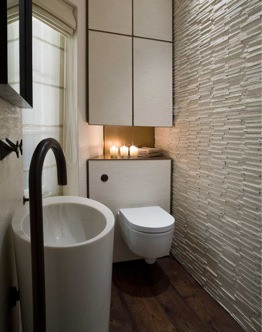herts home bathroom 8 Hertfordshire Home by Alessandro Isola