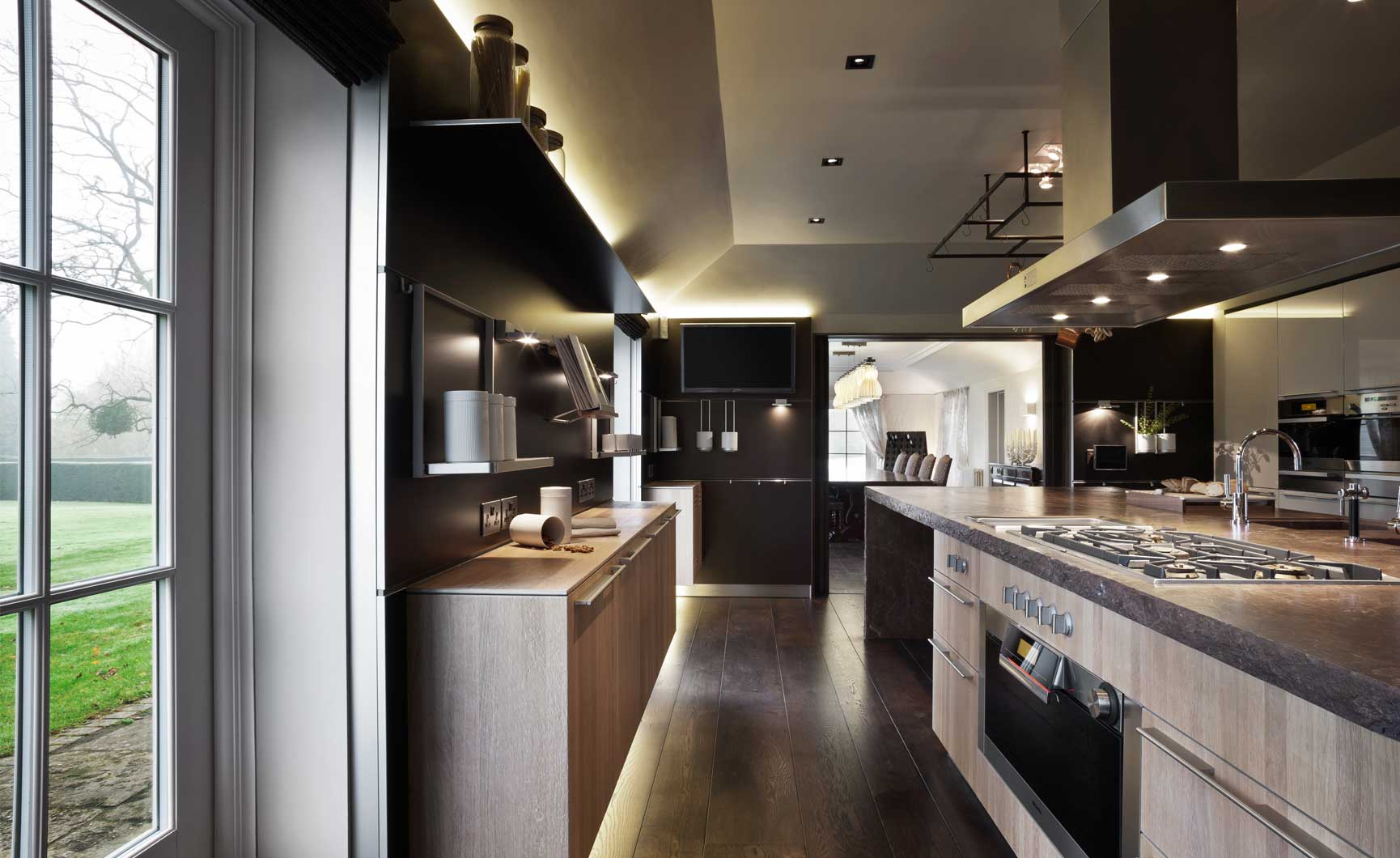 herts home kitchen 1 Hertfordshire Home by Alessandro Isola