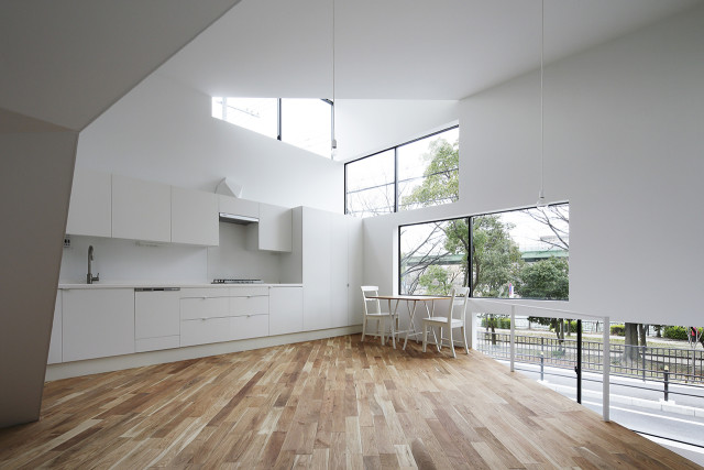 spacious minimal kitchen Tumblr Collection #10