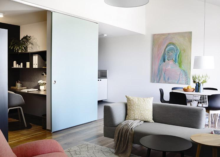 2098 neometro 223 Fitzroy Apartments in Melbourne