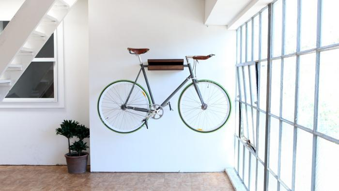 bike shelf Bike Storage Ideas: 30 Creative Ways of Storing Bike Inside your Home