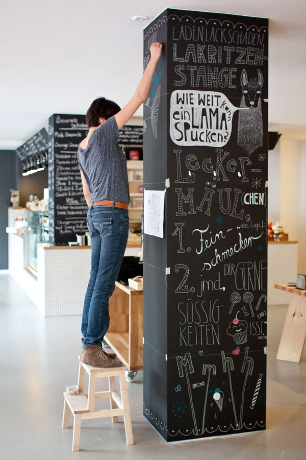 32 chalkboard decor ideas your no 1 source of for Blackboard design ideas