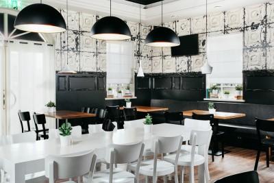 Talutti Restaurant In Kaunas